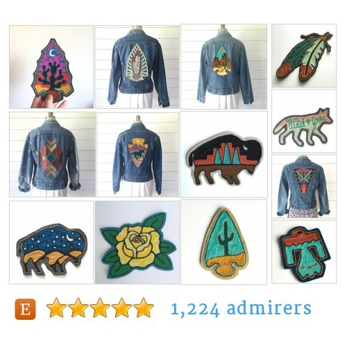 One of a kind embroidered goods vintage by dietryingTX Etsy shop  #etsy #PromoteEtsy #PictureVideo @SharePicVideo