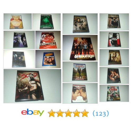 DVD Items in EVERYTHING NATION store on eBay! #dvd #ebay @classicwrestle8  #ebay #PromoteEbay #PictureVideo @SharePicVideo