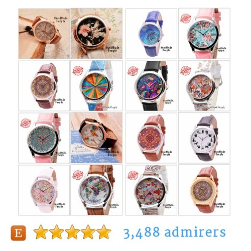 Women Watches #etsy shop #womenwatch @hmpwatches  #etsy #PromoteEtsy #PictureVideo @SharePicVideo