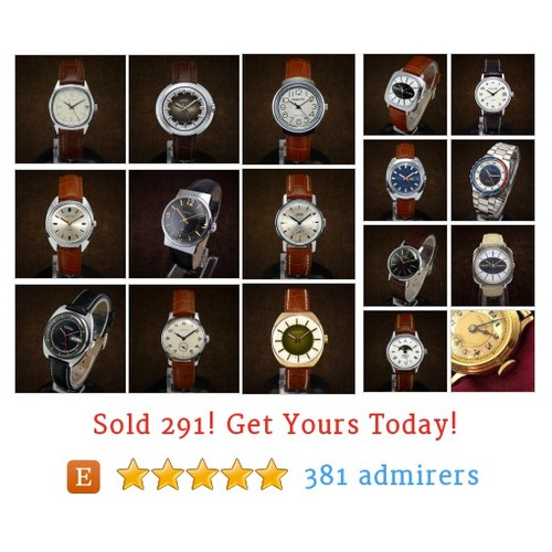 Soviet Gents Watches Etsy shop #etsy @b_vintage4you  #etsy #PromoteEtsy #PictureVideo @SharePicVideo