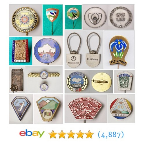 PINS (all kind of pins) Great deals from WORLDWIDE COLLECTORS EMBASSY #ebay @apolon1956  #ebay #PromoteEbay #PictureVideo @SharePicVideo
