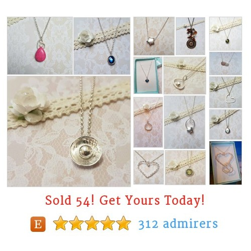 Necklaces Etsy shop #necklace #etsy @clgjewellery  #etsy #PromoteEtsy #PictureVideo @SharePicVideo