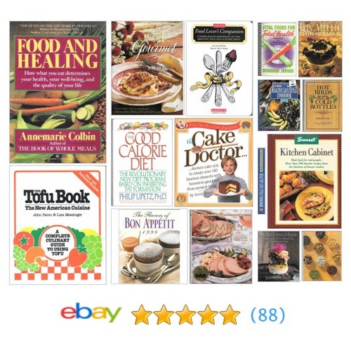COOKBOOKS Items in XYZ Ink store #ebay @xyz_ink  #ebay #PromoteEbay #PictureVideo @SharePicVideo