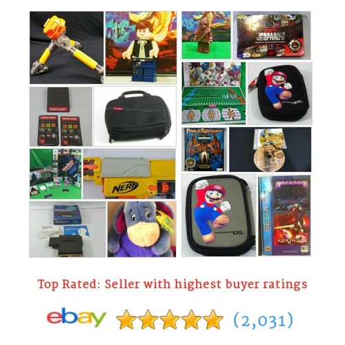 Toys Items in Normans737 store #ebay @pnormans737  #ebay #PromoteEbay #PictureVideo @SharePicVideo