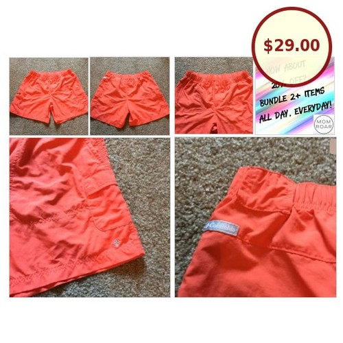 Columbia Sandy River Cargo Shorts Orange @momroarboutique https://www.SharePicVideo.com/?ref=PostPicVideoToTwitter-momroarboutique #socialselling #PromoteStore #PictureVideo @SharePicVideo