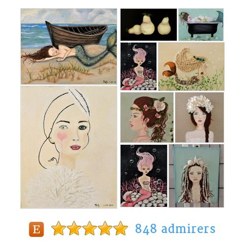 Midori's My Muse by MidorisMyMuse Etsy shop @AunaKaty #etsy #PromoteEtsy #PictureVideo @SharePicVideo