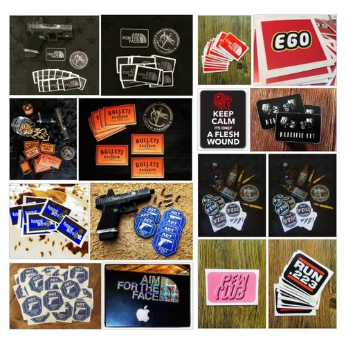 Stickers and Decals #shopify @patchmeup1  #shopify #PromoteStore #PictureVideo @SharePicVideo