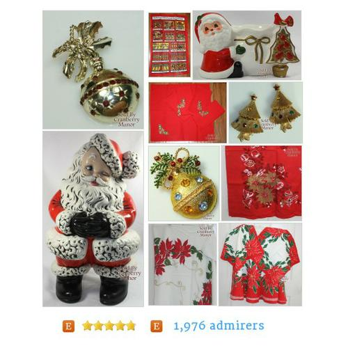 CranberryManor Christmas gears #etsy #PromoteEtsy #PictureVideo @SharePicVideo
