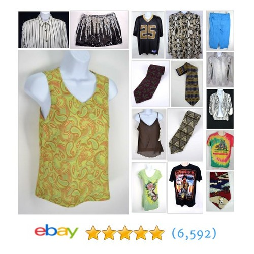 Apparel-Shoes-Accesories Items in Donna's Resale Attic store #ebay @little_leota  #ebay #PromoteEbay #PictureVideo @SharePicVideo