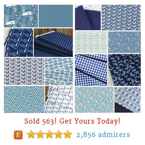 Blue Fabric Etsy shop #bluefabric #etsy @fabricandfrills  #etsy #PromoteEtsy #PictureVideo @SharePicVideo
