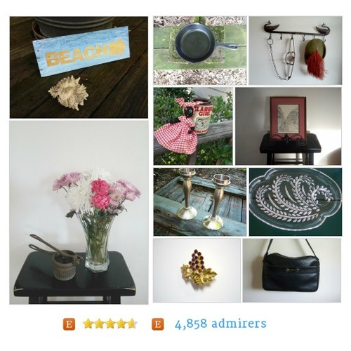 Bargains from Rescue. Preserve. @rockyspringsvtg SharePicVideo.com #etsy #PromoteEtsy #PictureVideo @SharePicVideo