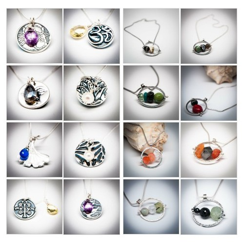 Artisan Jewelry Necklaces #shopify @afflatuspub  #shopify #PromoteStore #PictureVideo @SharePicVideo