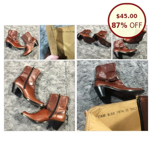 Frye Dara Harness Dark Tan leather Short @vbrown1014 https://www.SharePicVideo.com/?ref=PostPicVideoToTwitter-vbrown1014 #socialselling #PromoteStore #PictureVideo @SharePicVideo
