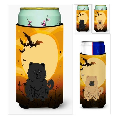 Halloween Chow Chow Black Tall Boy Beverage #shopify @the_store_com  #socialselling #PromoteStore #PictureVideo @SharePicVideo