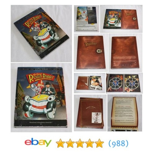 Who Framed Roger Rabbit #ebay @jdsellbuy #sellonebay  #etsy #PromoteEbay #PictureVideo @SharePicVideo