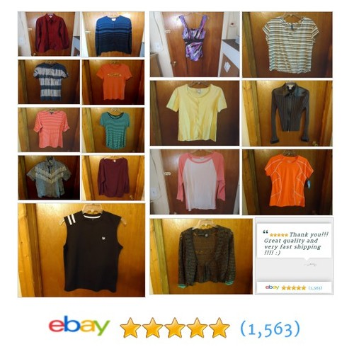 Womens Size Medium Tops / Blouses At Foster Web Store #ebay #PromoteEbay #PictureVideo @SharePicVideo