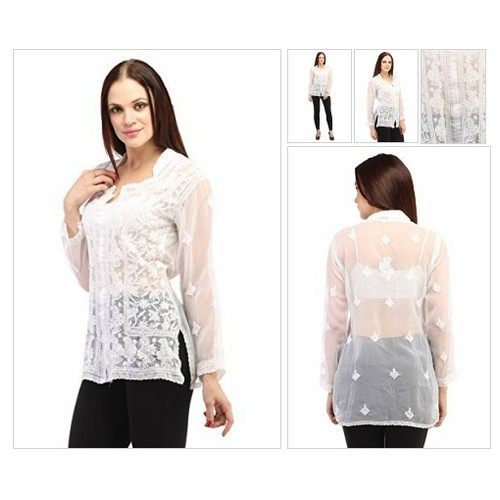 Shop now latest hand embroidered tunic from India at #amazon , #fashion #insta #RT #REPOST #HANDMADE #BLOGGERSBLAST #socialselling #PromoteStore #PictureVideo @SharePicVideo