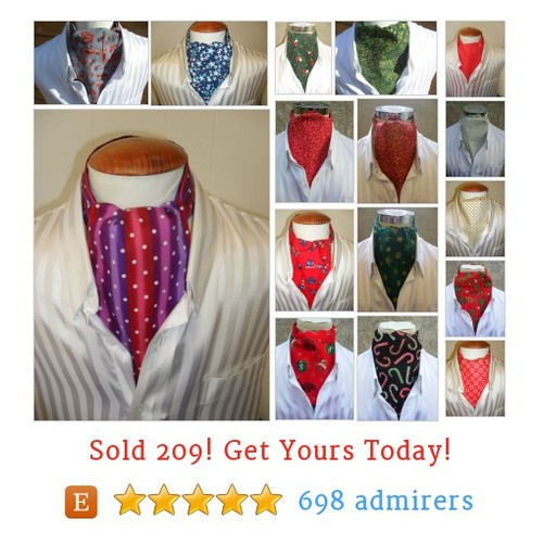 Cravats Etsy shop #cravat #etsy @ldccreations  #etsy #PromoteEtsy #PictureVideo @SharePicVideo