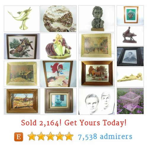 Art Paintings/Sculptures Etsy shop #etsy @karenjam123  #etsy #PromoteEtsy #PictureVideo @SharePicVideo