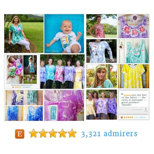 Summer Fashion! Hand Painted Clothes #etsyfashionhunter #epiconetsy #etsymntt @DNR_CREW @HyperRTs @NightRTs   #etsy #PromoteEtsy #PictureVideo @SharePicVideo