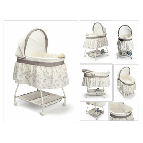 #Delta# Children# Sweet# Beginnings# Bassinet, Falling Leaves - Every Thing Baby #socialselling #PromoteStore #PictureVideo @SharePicVideo