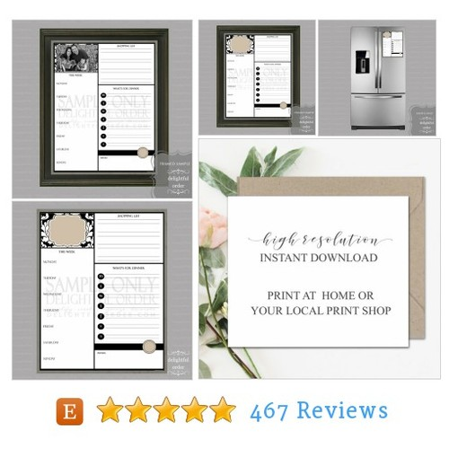 Digital Dry Erase Calendar - 11x14 Tan #etsy @delightfulorder  #etsy #PromoteEtsy #PictureVideo @SharePicVideo