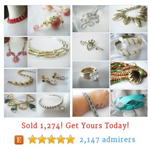 Vintage Jewelry Etsy shop #etsy @design45  #etsy #PromoteEtsy #PictureVideo @SharePicVideo