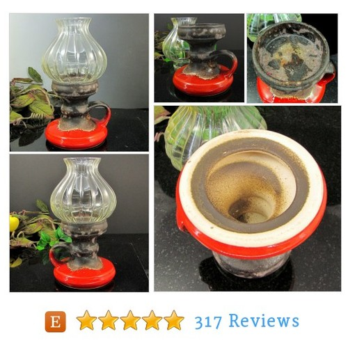 Vintage VOLCANO LAVA CANDLE Lamp Mid #etsy @shootingcreek1 https://www.SharePicVideo.com/?ref=PostPicVideoToTwitter-shootingcreek1 #etsy #PromoteEtsy #PictureVideo @SharePicVideo