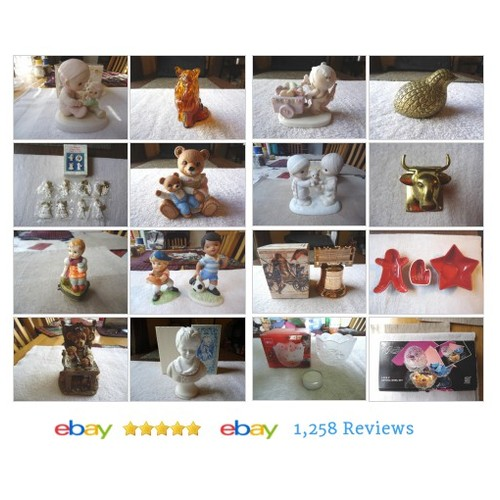 Always Free Shipping At Foster Web Store ! #Figurines #Ceramic #COLLECTIBLES #ebay #PromoteEbay #PictureVideo @SharePicVideo