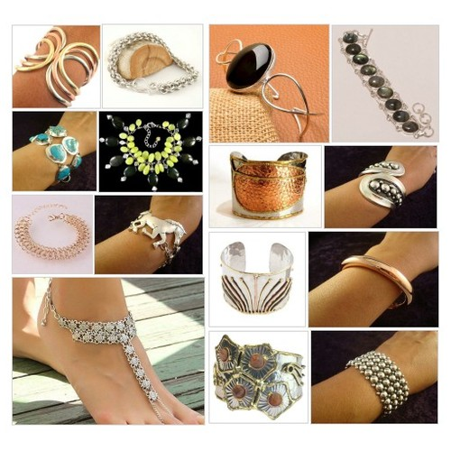 Bracelets,cuffs,and bangles @halfpintbarb #shopify  #shopify #PromoteStore #PictureVideo @SharePicVideo