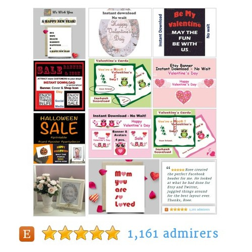 Banners Valentine's #integritytt #etsyspecialt #epiconetsy @Retweet_Lobby @MDFDRetweets @EarthRT @HyperRTs  #etsy #PromoteEtsy #PictureVideo @SharePicVideo