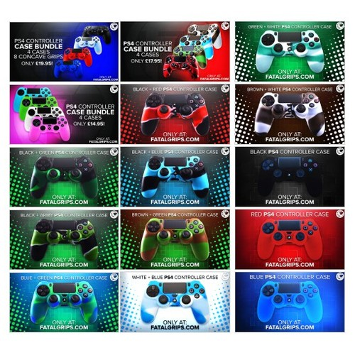 Controller Cases @fatalgrips #shopify  #shopify #PromoteStore #PictureVideo @SharePicVideo