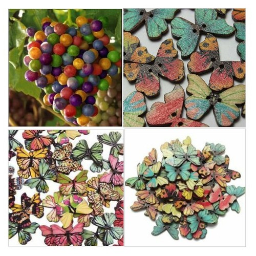 Butterfly Wooden Button Retro Butterfly Sewing Buttons Scrapbooking  Supplies Large Novelty Buttons DIY Decor Craft #etsyspecialt #integritytt #SpecialTGIF #Specialtoo  #TMTinsta       @OLTRTs  @DestelloRTs @Wild_RTs #etsy #PromoteEtsy #PictureVideo @SharePicVideo