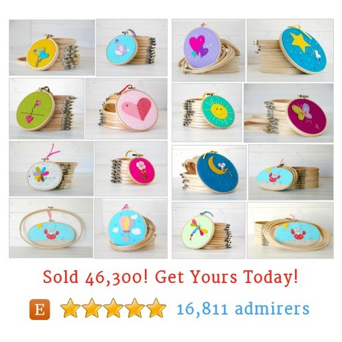 Embroidery Hoops Etsy shop #embroideryhoop #etsy @craftywoolfelt  #etsy #PromoteEtsy #PictureVideo @SharePicVideo