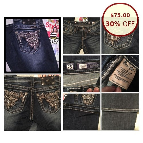 💎NWOT Miss Me Boot Cut Jeans Sz 25💎 @mcpherson_amy https://www.SharePicVideo.com/?ref=PostPicVideoToTwitter-mcpherson_amy #socialselling #PromoteStore #PictureVideo @SharePicVideo