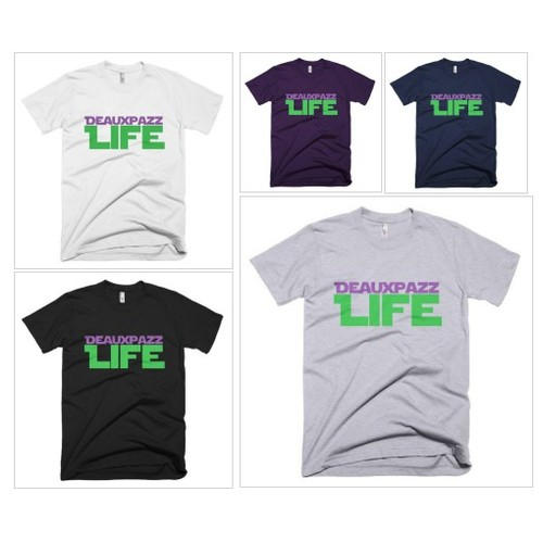 Deauxpazz Life Short sleeve t-shirt @nestabestabeats  #shopify #PromoteStore #PictureVideo @SharePicVideo