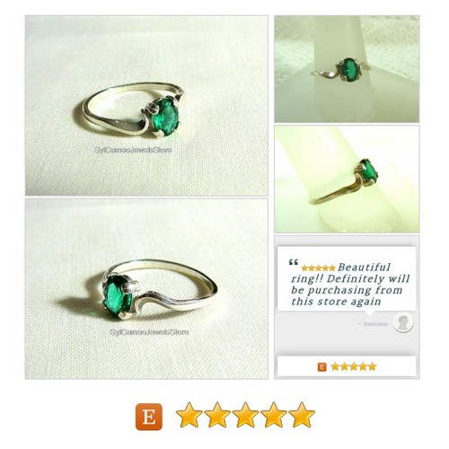 Green #Topaz #Gemstone #Solitaire #Ring #SterlingSilver #FineJewelry #etsy #SylCameoJewelsStore #Jewelry #SolitaireRing #etsyspecialt #socialmedia @PromotePictures @etsyRT  #etsy #PromoteEtsy #PictureVideo @SharePicVideo