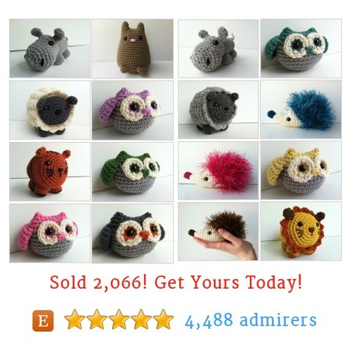 Animals, Birds and Bugs Etsy shop #etsy @72stitches https://www.SharePicVideo.com/?ref=PostPicVideoToTwitter-72stitches #etsy #PromoteEtsy #PictureVideo @SharePicVideo