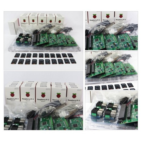 Pico 20 Raspberry PI 3 - Advanced Kit @picocluster  #socialselling #PromoteStore #PictureVideo @SharePicVideo