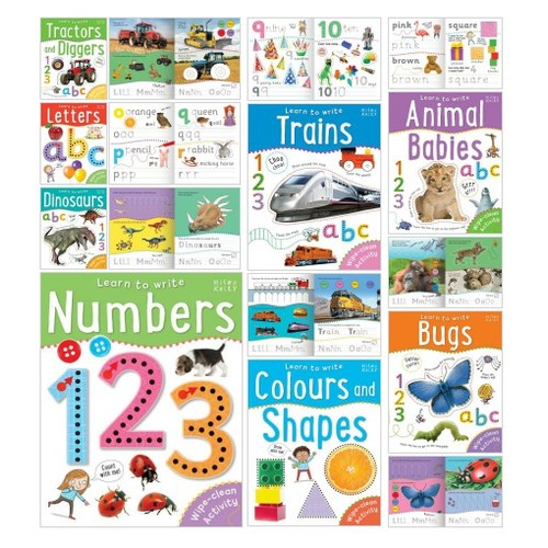 Learn to Write – alphabet and numbers  #shopify @mileskellypub  #socialselling #PromoteStore #PictureVideo @SharePicVideo