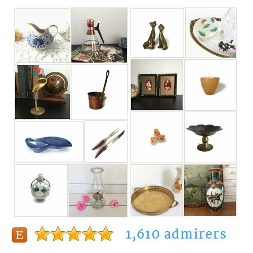 Gift for the Vintage Lover by Viva Terra Vintage vivaterravintage.etsy.com #vintagegifts #gifthunting  #etsy #PromoteEtsy #PictureVideo @SharePicVideo