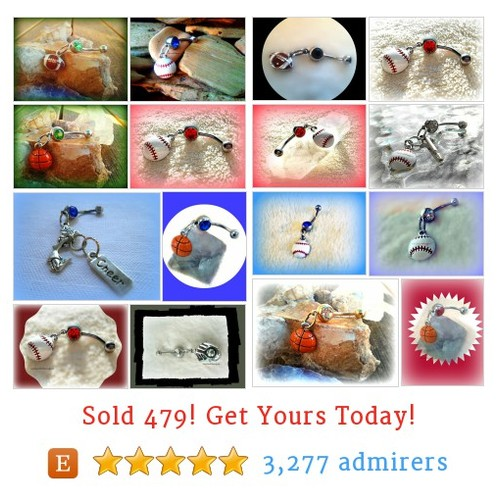 Sport Belly Rings Etsy shop #sportbellyring #etsy @queenbohemian  #etsy #PromoteEtsy #PictureVideo @SharePicVideo