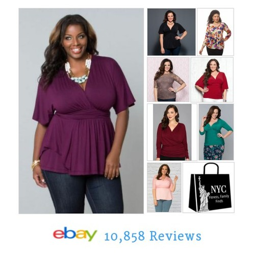 Tops, tops, #PlusSize tops! #MadeInUSA so you know they're quality! Shipped with NYC speed! #ebay #PromoteEbay #PictureVideo @SharePicVideo