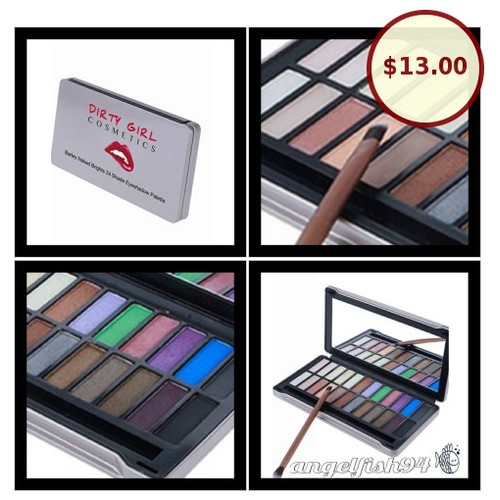 Dirty Girl Eyeshadow Palette⚡️SALE⚡️ @donnagdonna https://www.SharePicVideo.com/?ref=PostPicVideoToTwitter-donnagdonna #socialselling #PromoteStore #PictureVideo @SharePicVideo