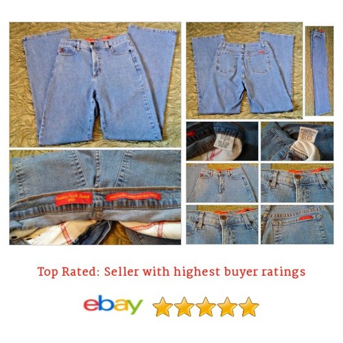 #NYDJ Women's Jeans Size 4 Tummy Tuck Blue Inseam 29 inches Light wash | eBay #Jean #StraightLeg #etsy #PromoteEbay #PictureVideo @SharePicVideo