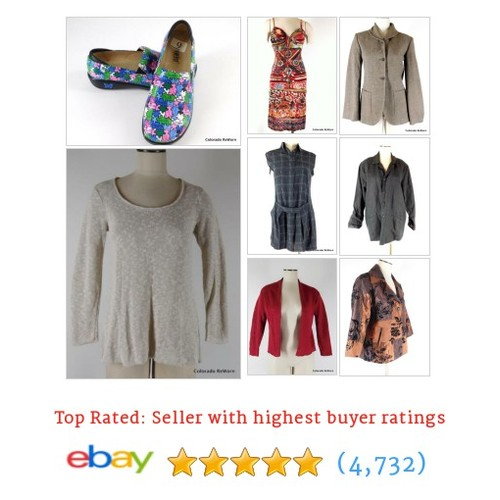 Womens Clothing Items in Colorado Re*Worn store #ebay @ebayaddiction  #ebay #PromoteEbay #PictureVideo @SharePicVideo