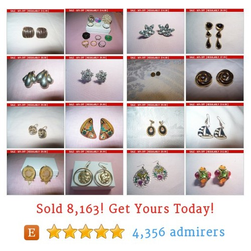 earrings rings watches Etsy shop #earringsringswatch #etsy @vintagebyrudi  #etsy #PromoteEtsy #PictureVideo @SharePicVideo