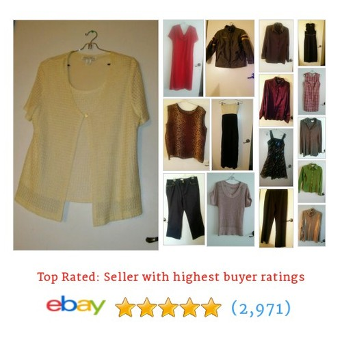 Women's clothing Items in Ladies High Fashions and More! store #ebay @brucelo94  #ebay #PromoteEbay #PictureVideo @SharePicVideo