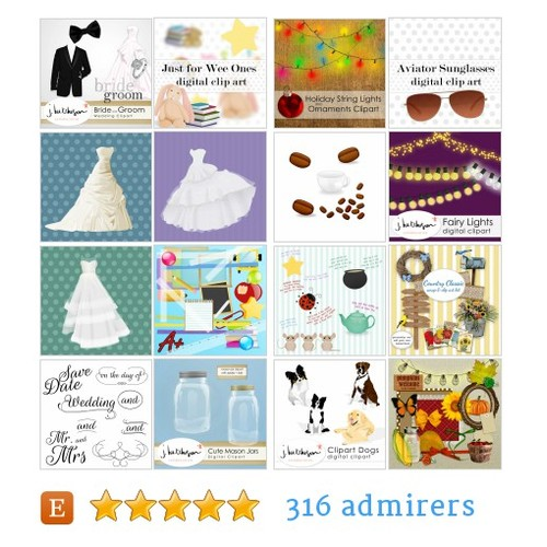 Clipart #etsy shop #clipart @batsmaroo  #etsy #PromoteEtsy #PictureVideo @SharePicVideo
