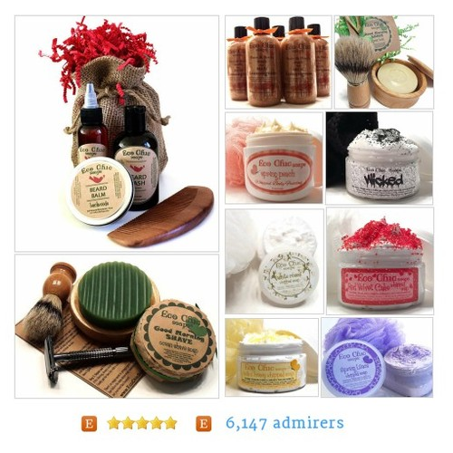 #All from Handcrafted Natural Soaps and Body Products by EcoChicSoaps Etsy shop #etsy #PromoteEtsy #PictureVideo @SharePicVideo
